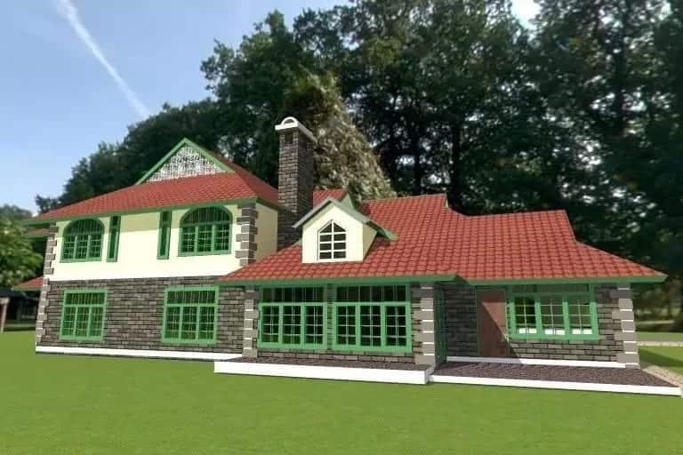4 bedroom maisonette house plans Maisonette house plans Four bedroom maisonette house plans Mainsonette house plans in Kenya Maisonette house plans 4 bedrooms