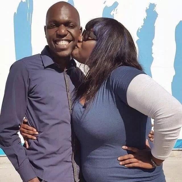 Larry Madowo cozy moment with unidentified woman excites the internet
