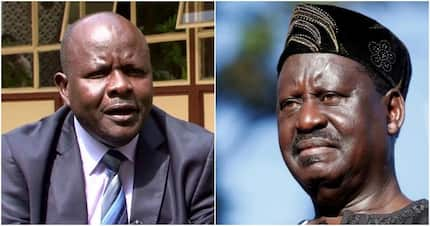 Raila should apologise to Kenyans for abandonding the Opposition - MP Benjamin Washiali