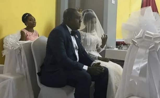 Singer Diamond leaves many surprised after giving an unexpected gift at popular MP's wedding