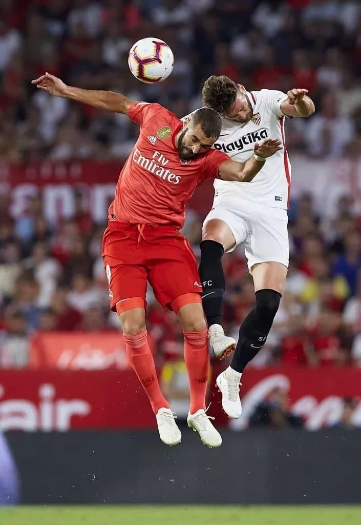 Sevilla thrash Real Madrid 3-0 as Bale and Benzema fail to score
