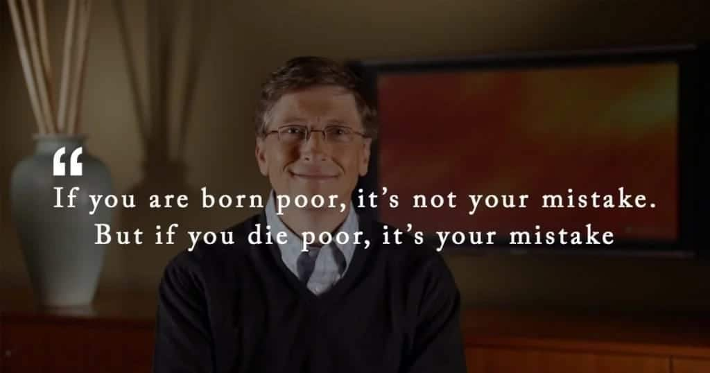 Bill Gates quotes, Bill Gates quote on education, Bill gates quotes about money