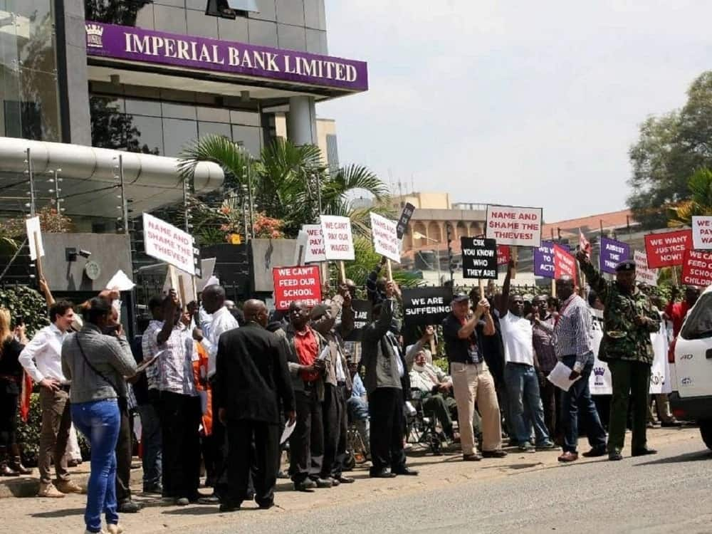 Ray of hope for distraught Imperial Bank customers as CBK inches closer to sealing acquisition deal