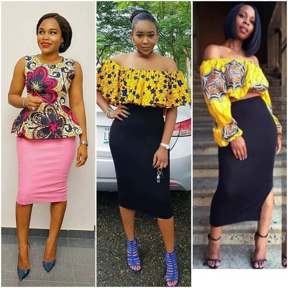 Nigerian Ankara designs 2018