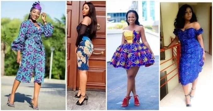 Best Kitenge Dresses For Every Occasion 2018 Tuko Co Ke