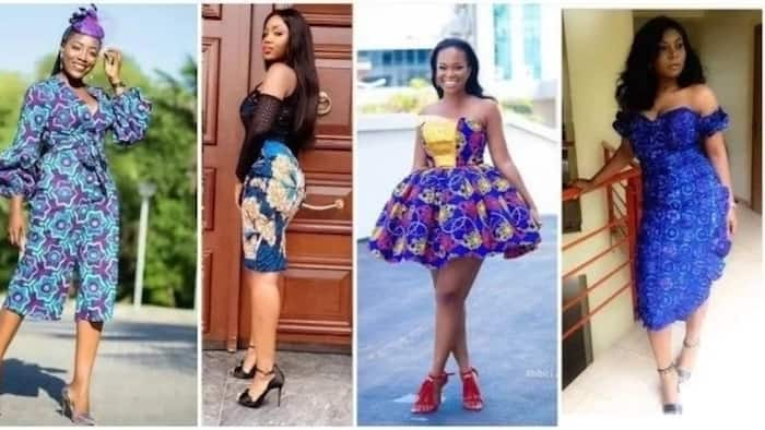 Beautiful kitenge dresses for every occasion 2021