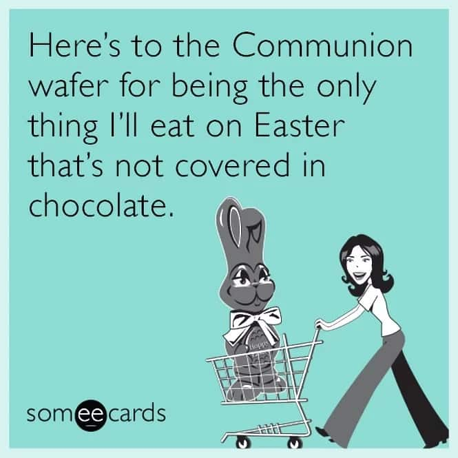Funny Easter quotes 2018