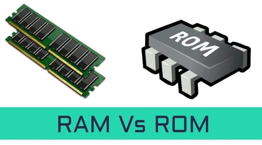 Difference between RAM and ROM Main Difference between ROM and RAM  ROM chip and RAM chip difference