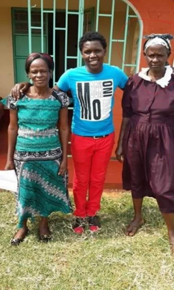 Comedian Jalango's mother mentioned in election scandal