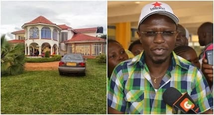 TUKO.co.ke takes you inside Ababu Namwamba's swanky mansion