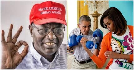 Not my wife! Malik denies his wife was barred from Barack Obama's function in K'Ogelo