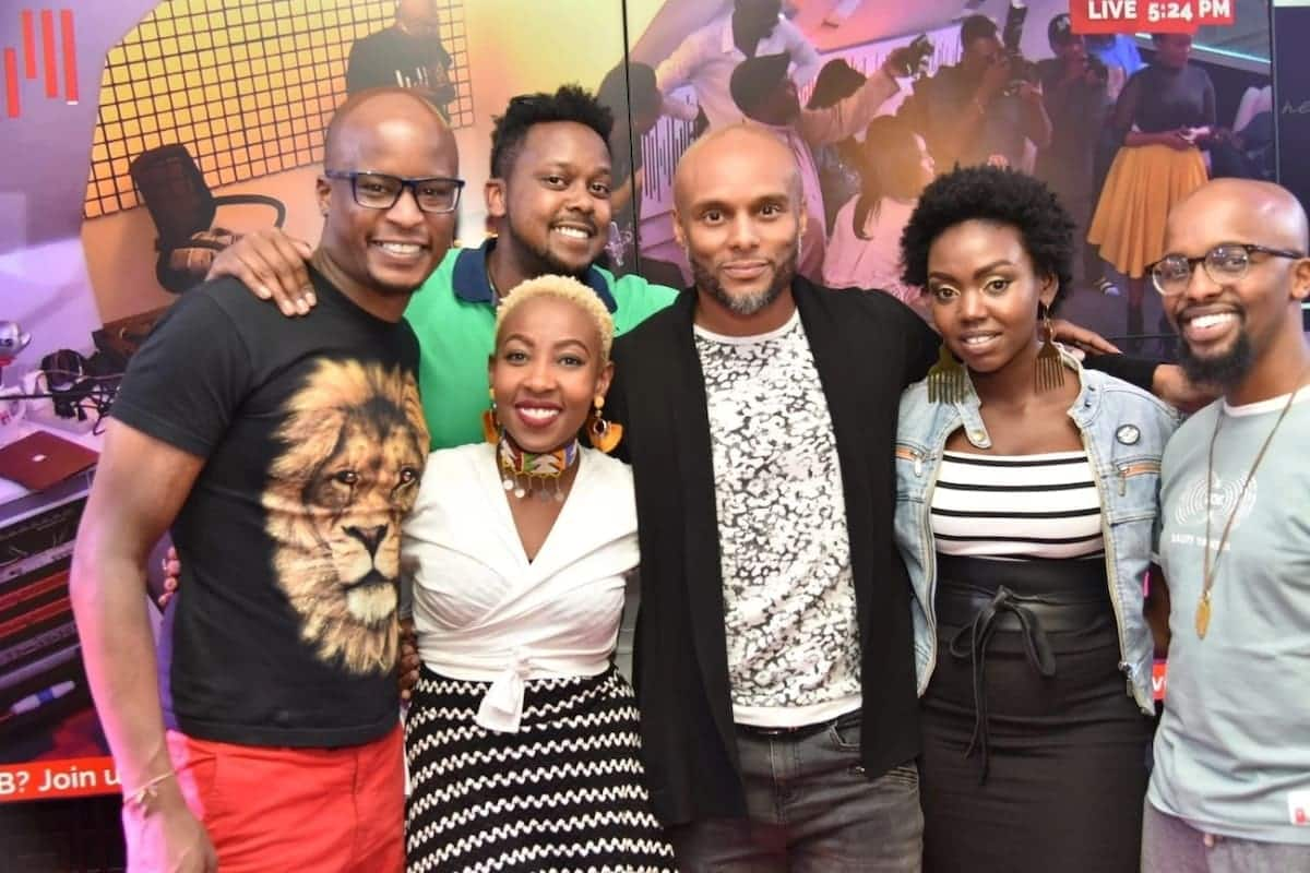 Sensational 'Never too busy' RnB singer Kenny Lattimore lands in Kenya ahead of anticipated performance