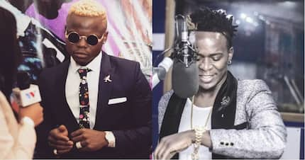 Willy Paul blasts Harmonize for using and dumping him