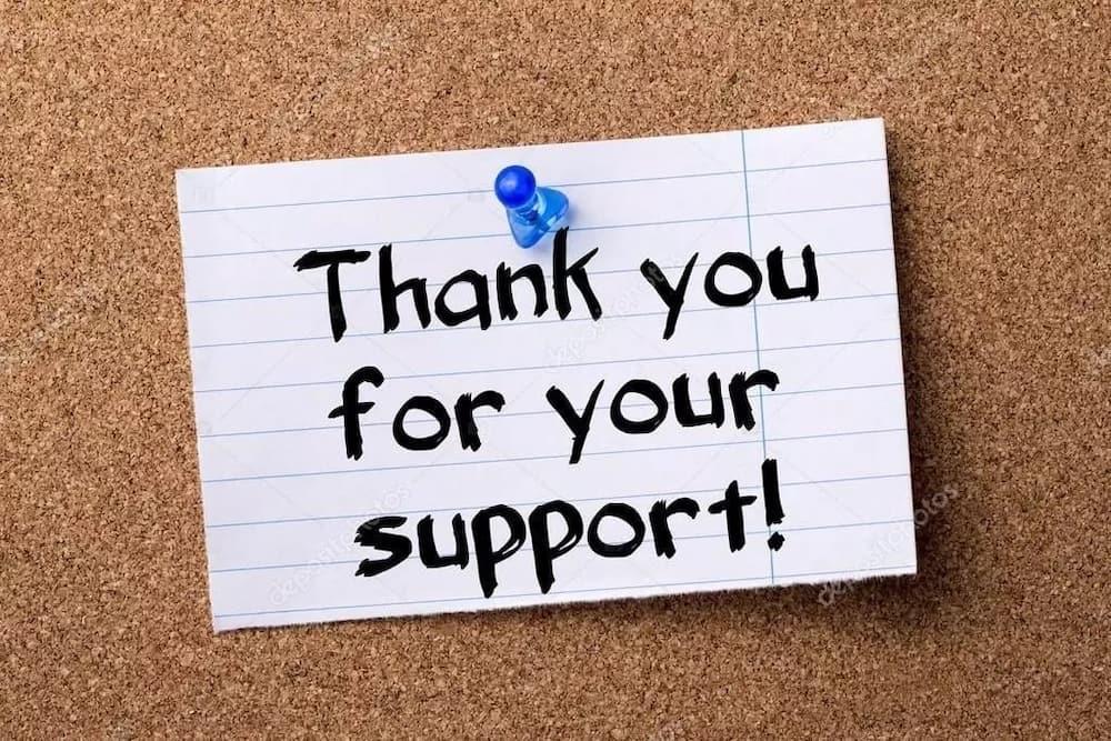 appreciation messages for support appreciation messages to helper appreciation messages for funeral