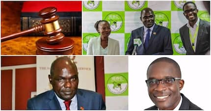 Court upholds Chiloba's suspension from IEBC