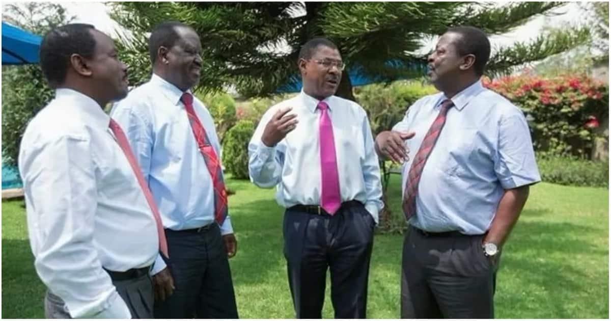 Vinara wa NASA wakutana huku joto la Raila likisababisha 'mtafaruko'