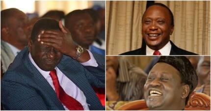 Jubilee MP spills the beans over Uhuru-Raila deal