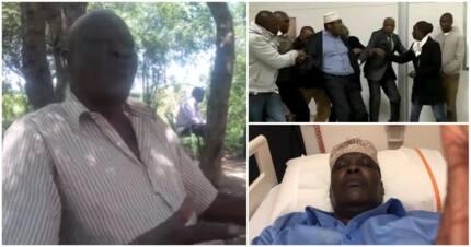 Miguna's brother blames Raila and NASA for the NRM general's tribulations