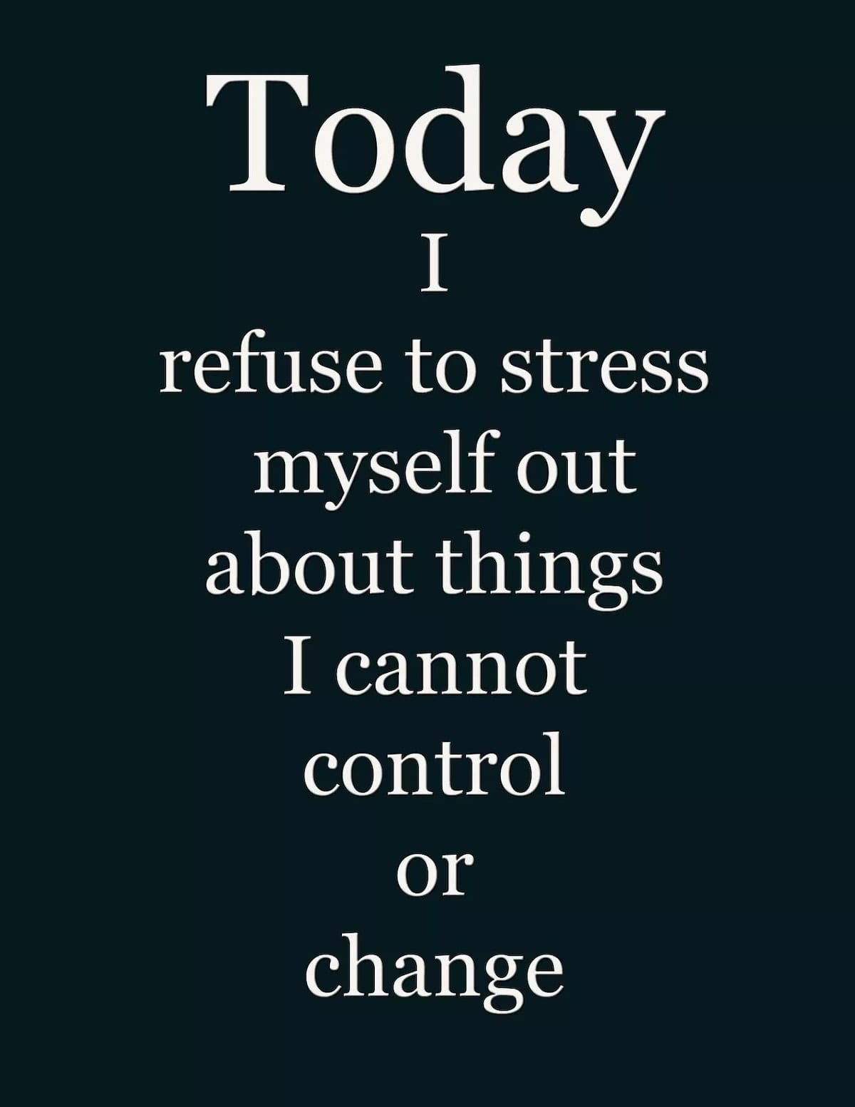 25 stress quotes for management and relief