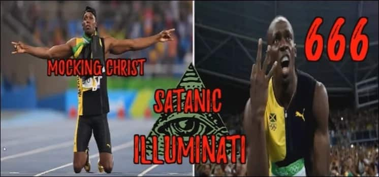 Preacher claims Usain Bolt is a devil worshiper