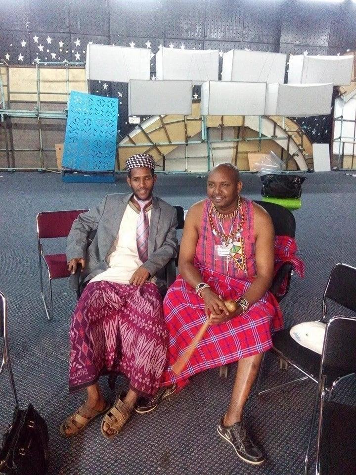 Mwigizaji wa Vioja Mahakamani Wariah Bahali Yake awachangamsha Wakenya mitandaoni kwa mabadiliko yake ya kushangaza