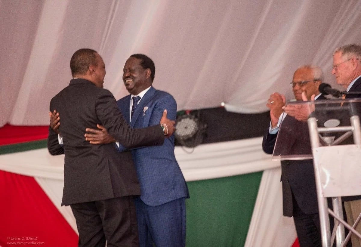 Kenyan citizen living in UK files petition to have Raila nominated for 2018 Nobel Peace Prize
