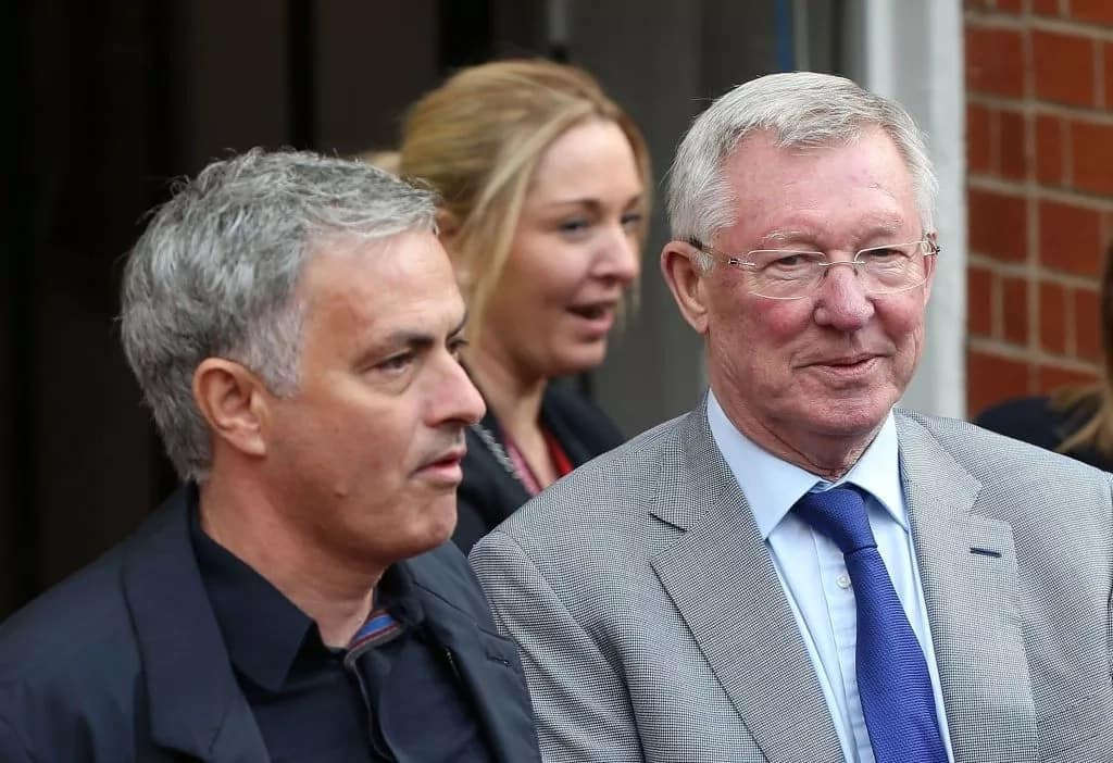 Relief as Alex Ferguson awake and talking in hospital after suffering brain haemorrhage