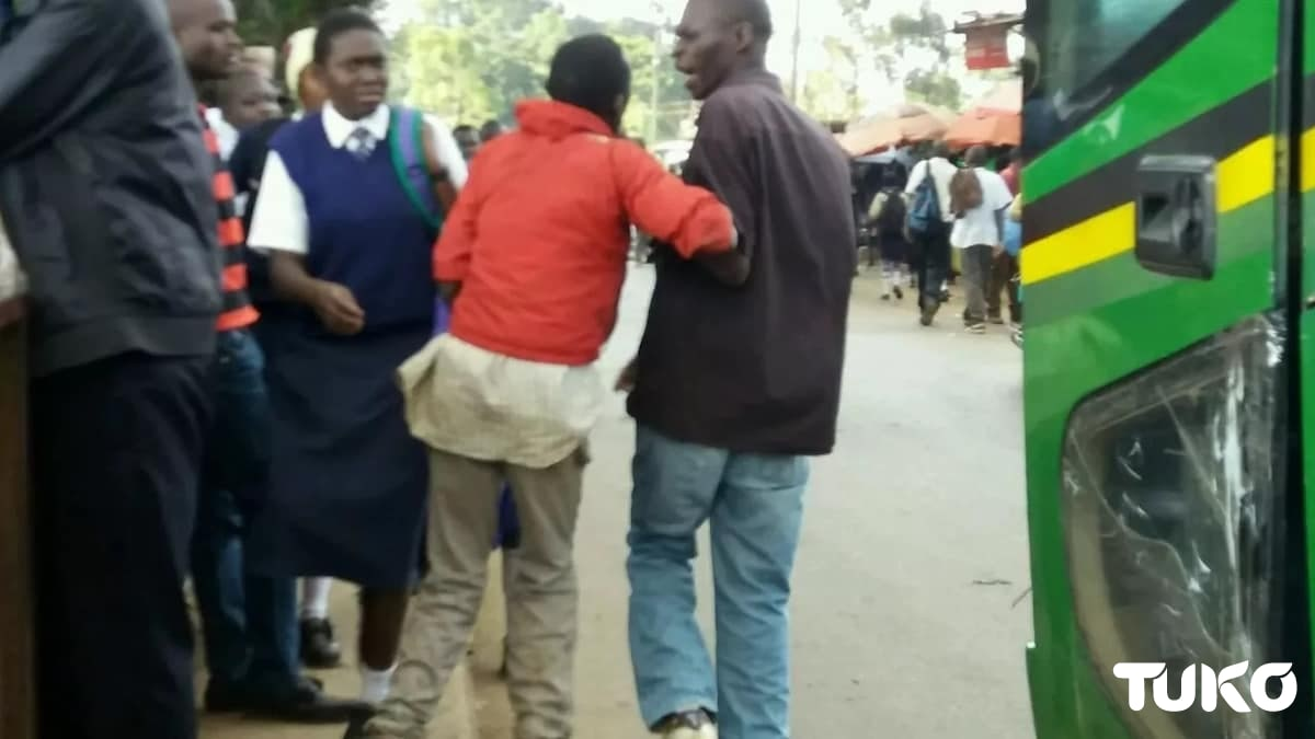 Notorious Kangemi thief counts blessings after cheating death by a whisker