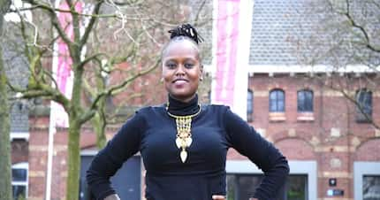 """""""I can be attacked at any time:"""" Meet woman, 28, on a mission to fight for gay rights in Kenya (photo)"""