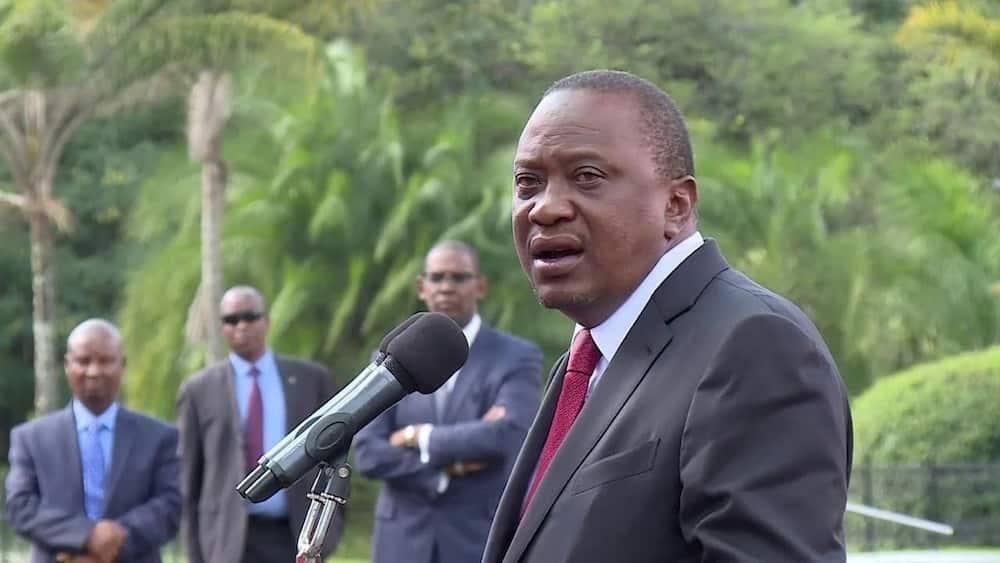 Raila and I have never spoken about 2022 - Uhuru