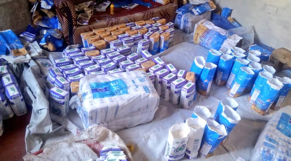 Detectives arrest two people repackaging expired wheat flour in Dandora