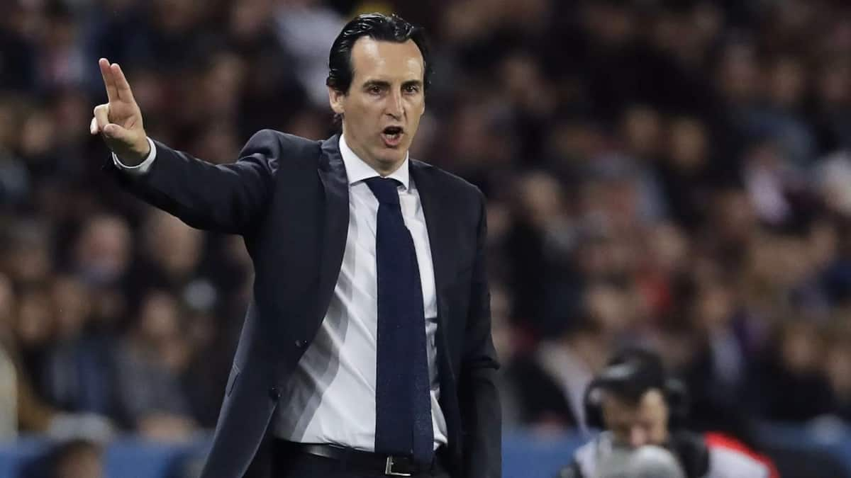 Former PSG boss Unai Emery set to be named Arsenal's next manager