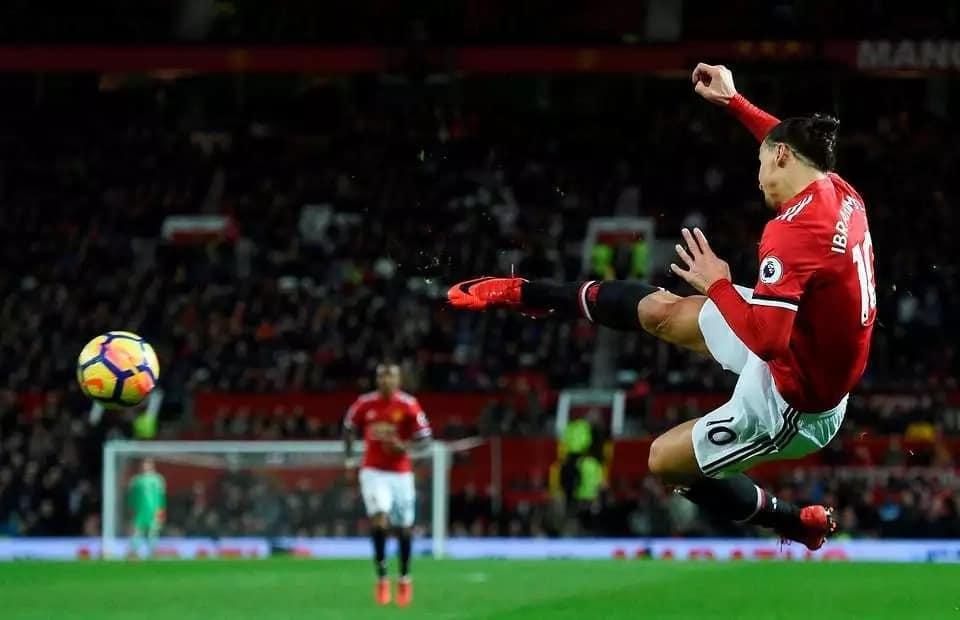 Zlatan Ibrahimovic hails Mourinho, tips United to win FA Cup