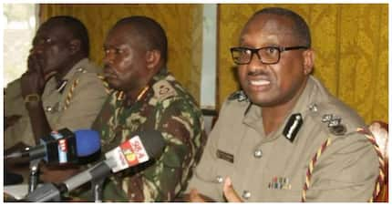 Nairobi police dismiss claims Nairobians have been advised to walk in groups to avoid muggers