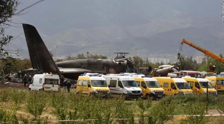 257 people dead in Africa's worst plane crash in recent history