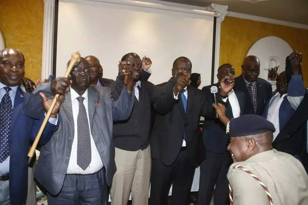 Kisumu and Nandi counties sign peace agreement to end decades' long deadly border conflict