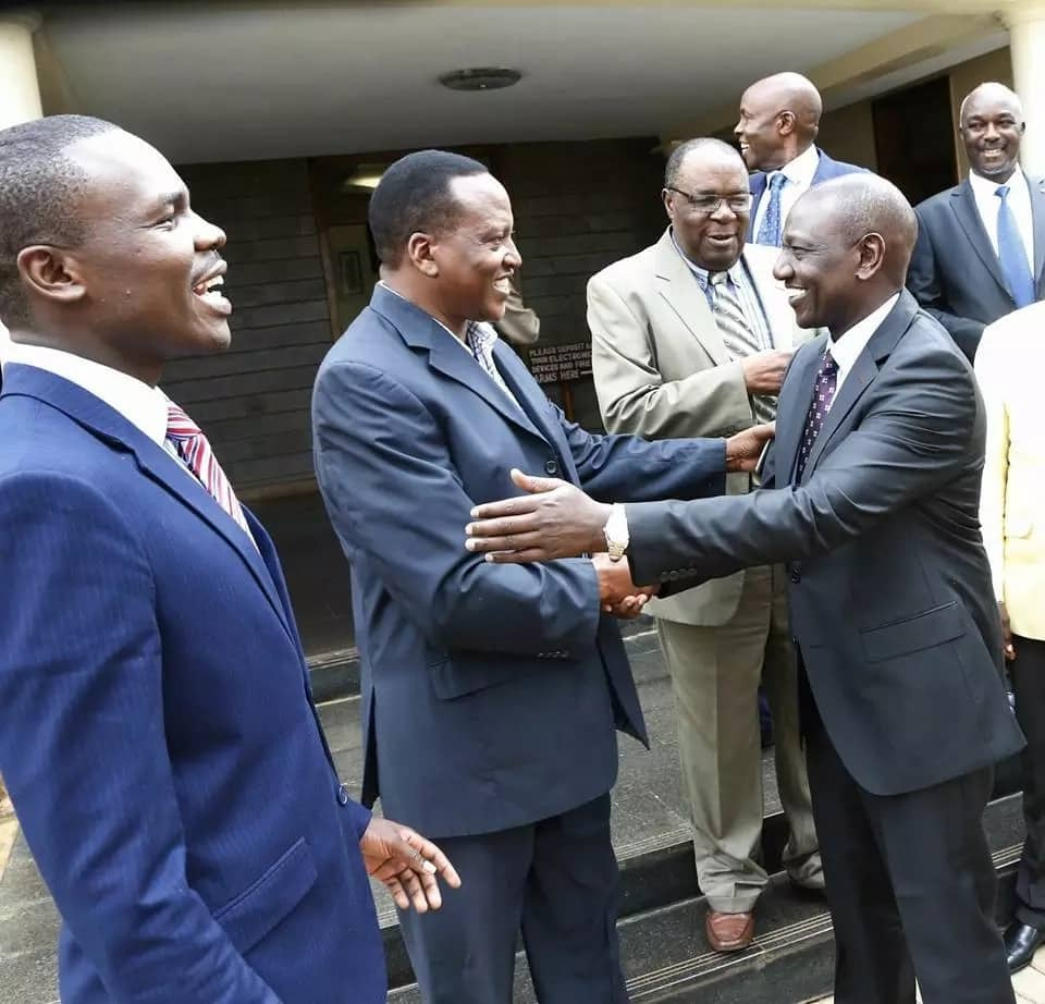 DP Ruto meets Kisii leaders as he continues to build 2022 support