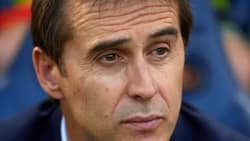 Real Madrid bound Lopetegui speaks after being fired as Spain boss