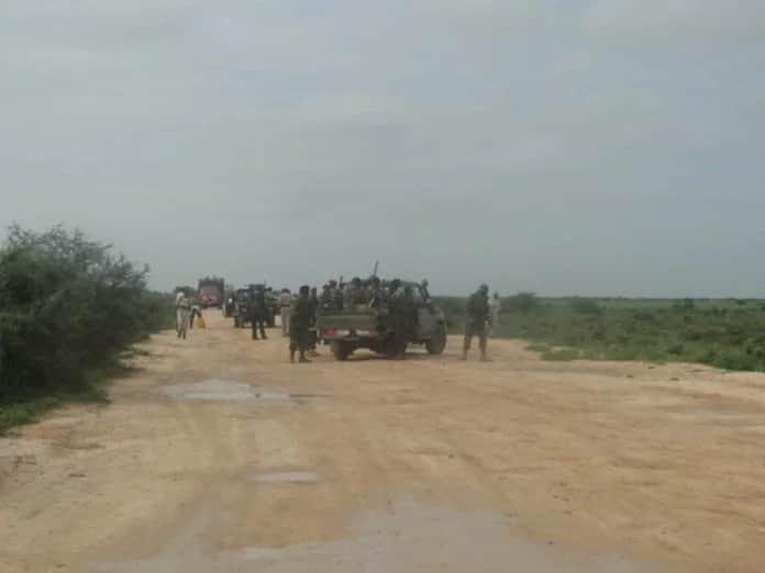 Al-Shabaab fighters attack military base in Somalia