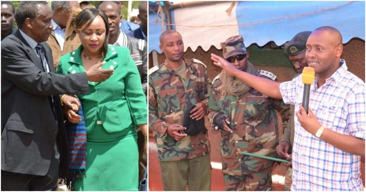 Stand-off as police disrupt burial in Taita-Taveta over graveyard dispute, governor intervenes