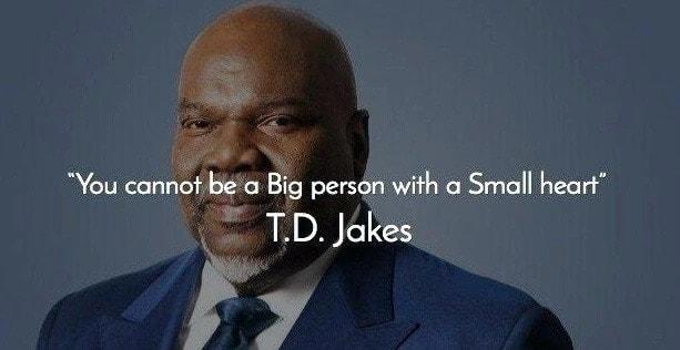 TD Jakes quotes on life, love & change ▷ Tuko.co.ke