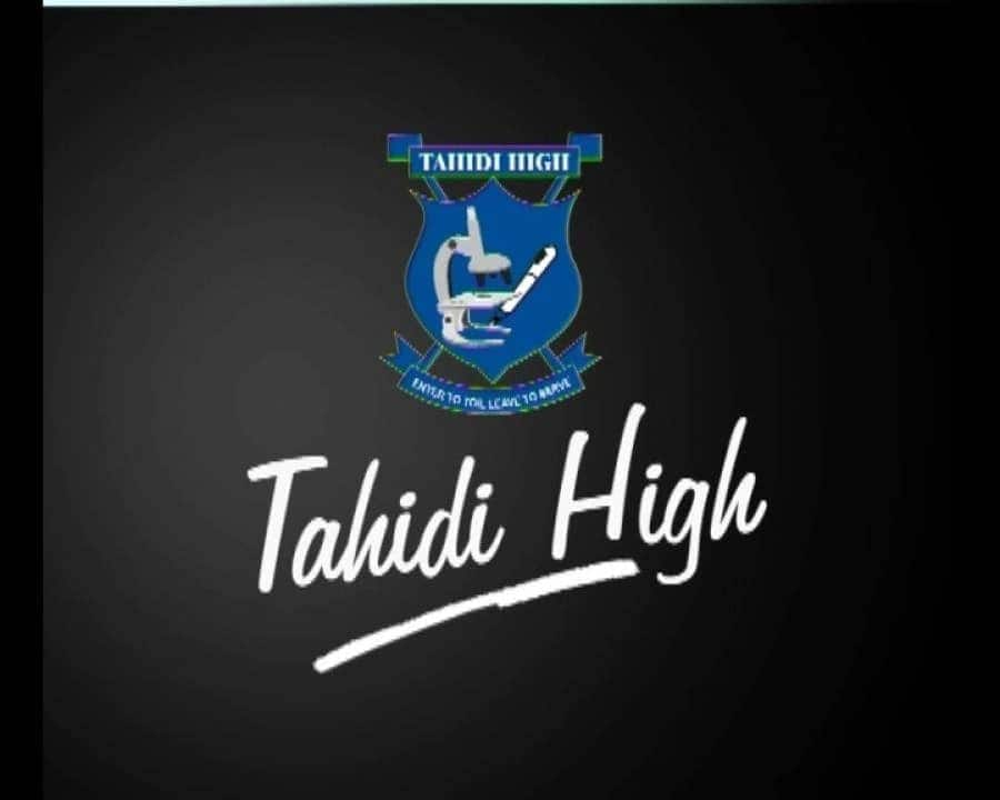 Tahidi high actors & actresses real names