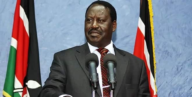 Matiangi cannot outlaw NRM because it is not a registered organization – Raila Odinga