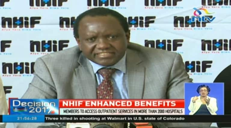 NHIF new benefits