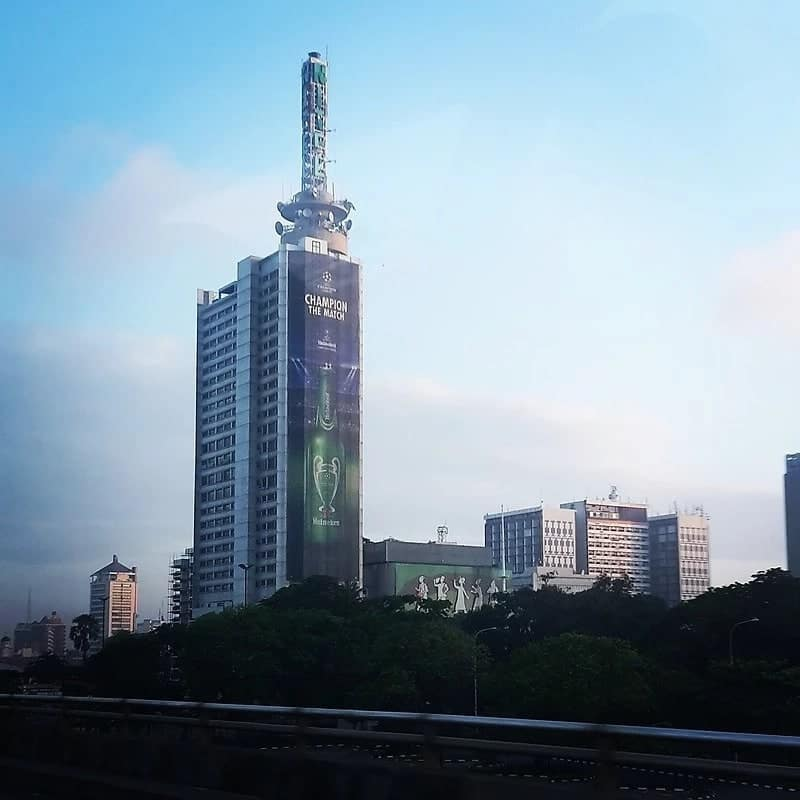 Tallest builking in Africa Kenya, Proposed tallest building in Africa, Which is the tallest building in Africa?