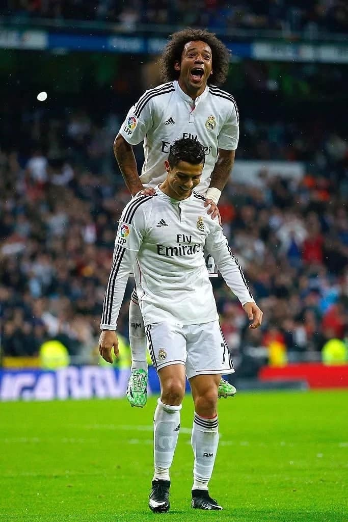 Juventus now target Real Madrid defender Marcelo right after signing Ronaldo