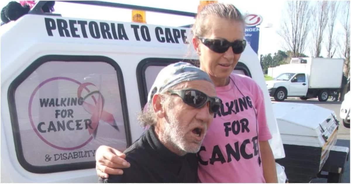 Resentment as cops bar record-seeking trio on cancer awareness walk