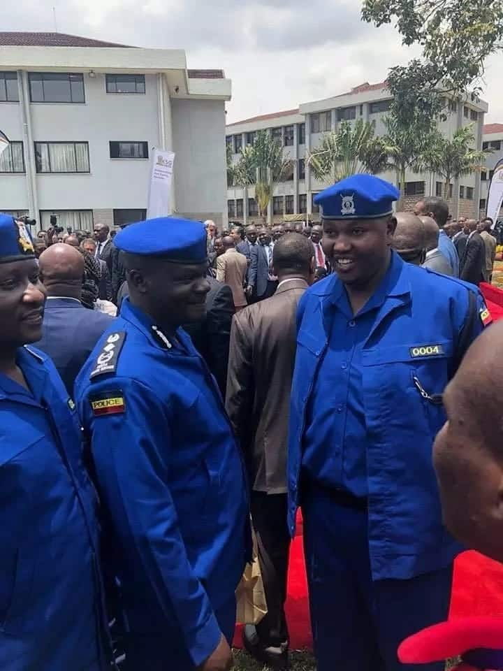 Inspector-General of Police defends new uniform after criticism from Kenyans