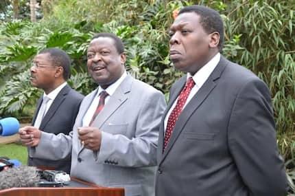 Wanasiasa wa Magharibi ambao hawakula 'ugali' Ikulu ya Kakamega wateta vikali