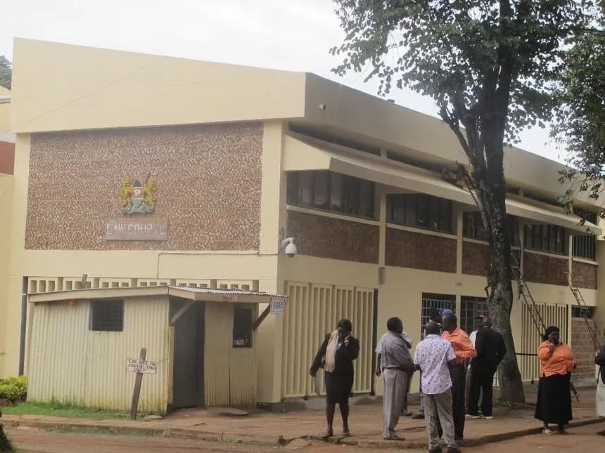 Trans Nzoia county social worker jailed for life after sleeping with a 10-year-old girl